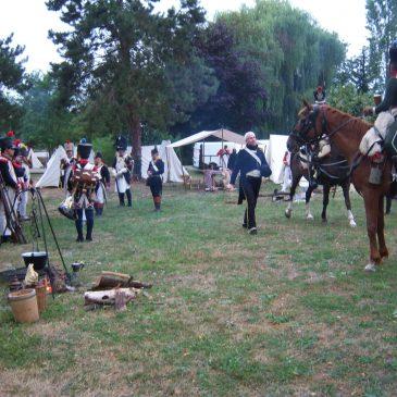 Week-end 25 & 26 août 2018 – Bivouac à Sessenheim