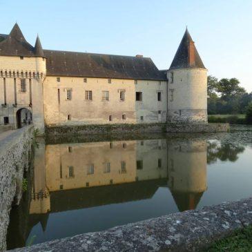 Week-end 14 & 15 juillet 2018 – Bivouac au château du Plessis-Bourré