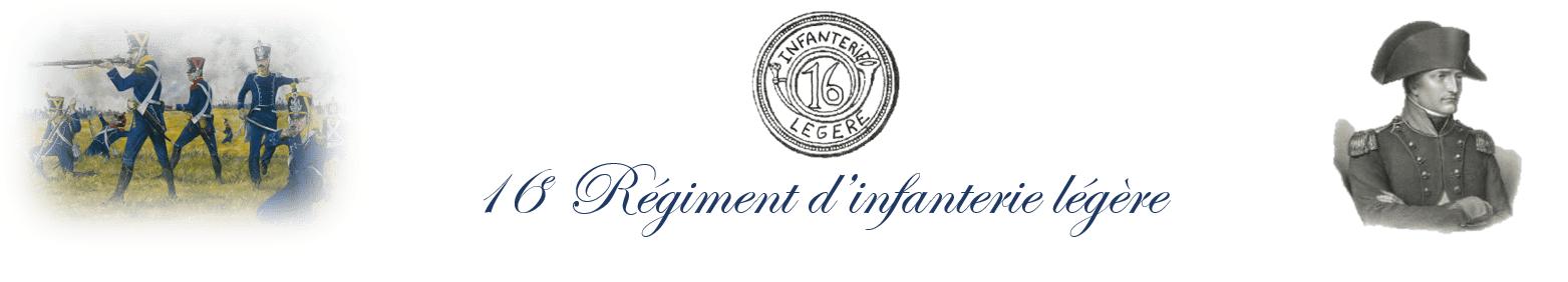 16e Régiment d'Infanterie Légère