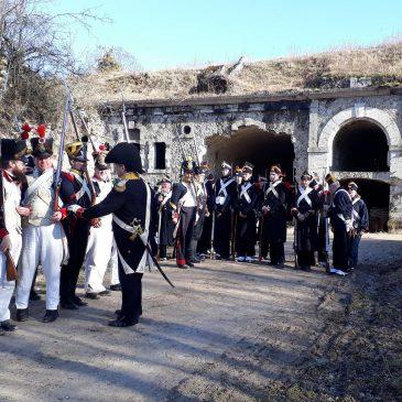 16 février 2019 – Ecole du soldat et du peloton au fort