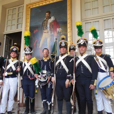 Week-end 20 et 21 avril – Bivouac au château de Fontainebleau