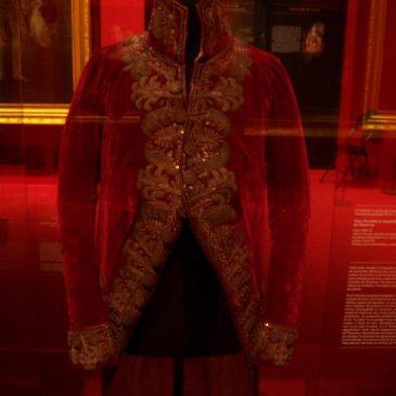 05 juillet 2019 – Visite musée Napoléonien du château de Fontainebleau