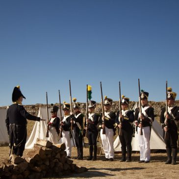 3 au 6 août – Bivouac au fort La Prée sur L'île de Ré